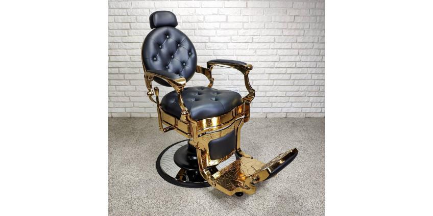 Барбер кресло Titan Gold