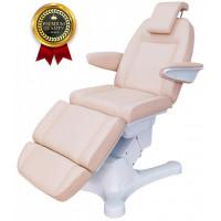 Косметологическое кресло Iceberg powder, 3 мотора, Регистрационное удостоверение