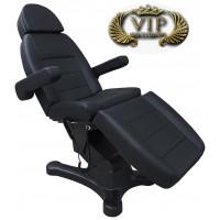 Косметологическое кресло Zara Black Edition, 4 мотора, Регистрационное Удостоверение