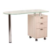 Маникюрный стол 205 стекло