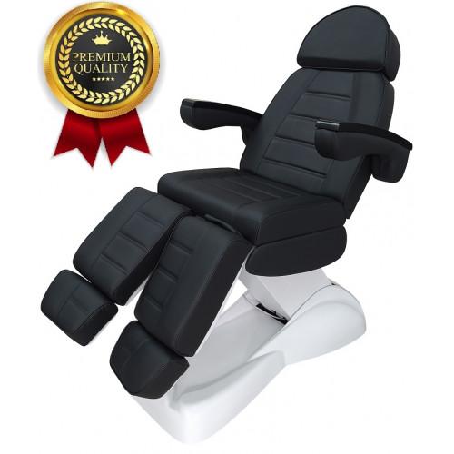Педикюрное кресло Tom Wood black, 5 моторов